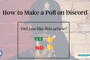 3 Methods – How to Make a Poll on Discord | PC and Android