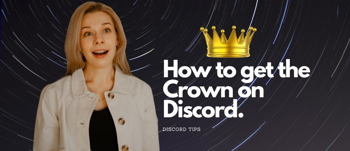 How to get the Crown on Discord – How to Hide | Discord TIPS