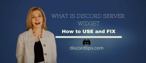 What is a Discord Server Widget – How to Embed into website