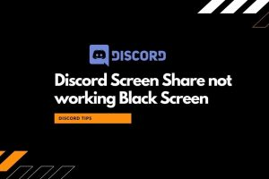 Discord Screen Share not Working Black Screen (2020) – FIXED