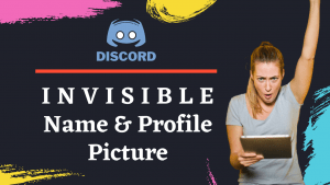 Discord Invisible Name – Blank Username & Avatar (2020)