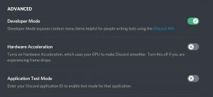 How to Enable Developer Mode in Discord (2020) – Discord Tips