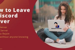 How to Leave a Discord Server on Mobile/Desktop – (2020)