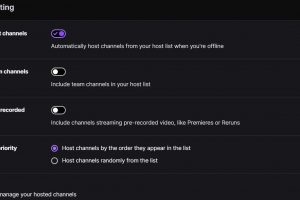 How to Auto Host on Twitch (2020) – Discord Tips